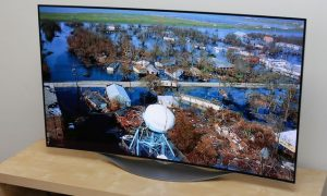 LG 55-Inch 1080p 3D Curved OLED TV