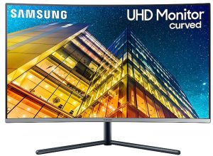 "Samsung 32"" UR59C Curved 4K UHD Monitor/TV"
