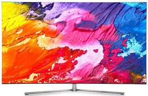 Samsung 55-Inch Curved 4K Ultra HD Smart LED TV