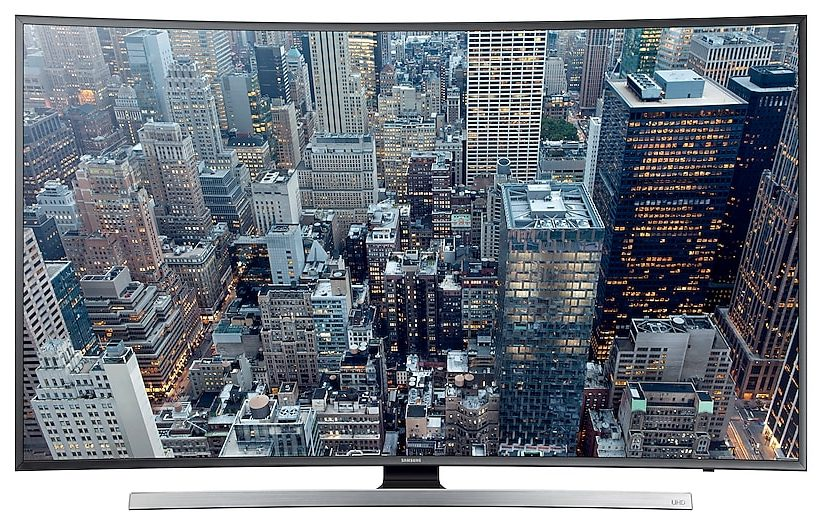 Samsung Curved 48-Inch 4K Ultra HD 3D Smart LED TV