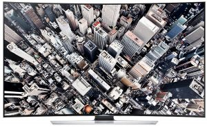 Samsung Curved 65-Inch 4K Ultra HD 3D Smart LED TV