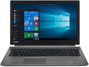 Toshiba Tecra 15.6″ HD Business Laptop