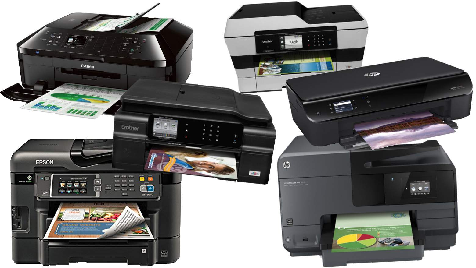 Best Wireless Printers of 2019
