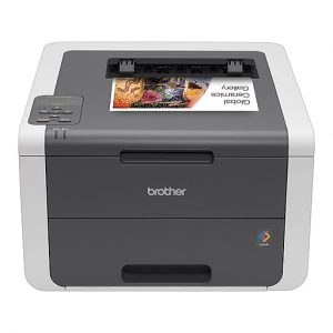 Brother HL-3140CW Wireless Printer