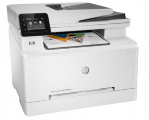HP T6B82A Color LaserJet Pro laser printer