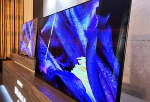 Sony master series A9F OLED