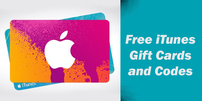 Free iTunes Gift Cards and Codes