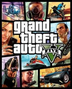 Grand Theft Auto 5 PS4 Games