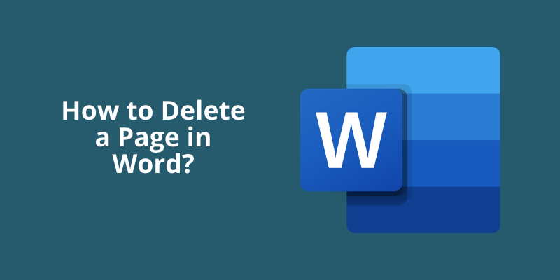 How to Delete a Page in Word_