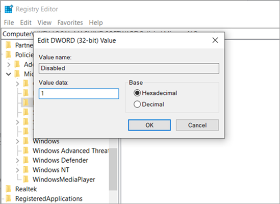 Disable Microsoft Store WSAPPX High Disk Issue