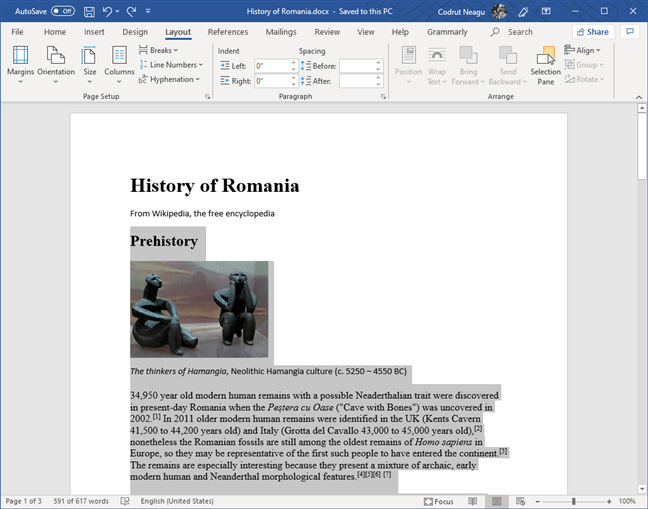 How To Make Two Columns In Microsoft Word