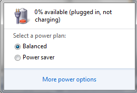 """Plugged In, Not Charging"""" Error"""