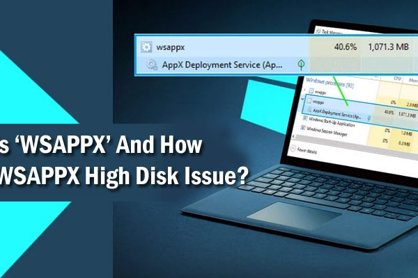 What is 'WSAPPX' And How To Fix WSAPPX High Disk Issue