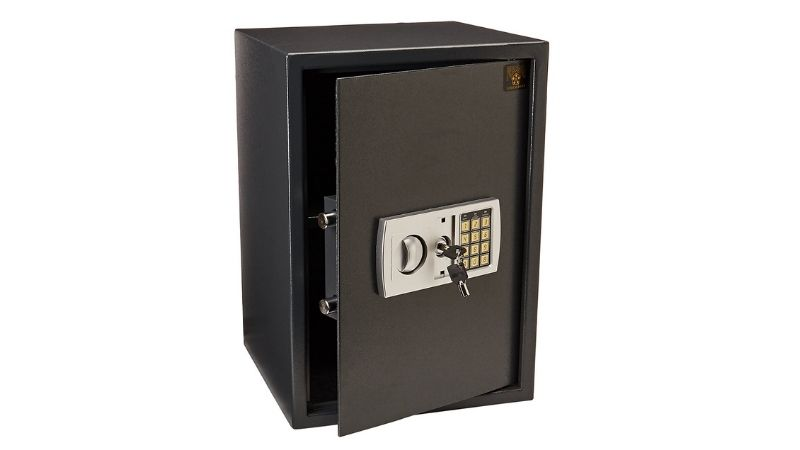 Paragon Lock and Safe 7700 Flat Electronic Wall Safe