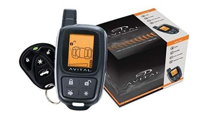 Avital 5305L Security System for Cars