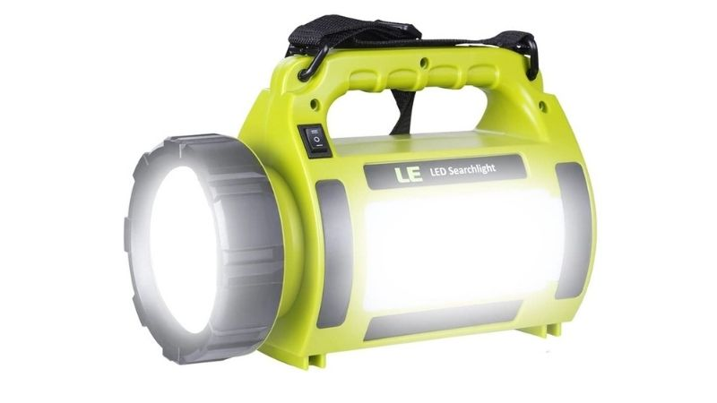 LE Rechargeable LED Camping Emergency Light
