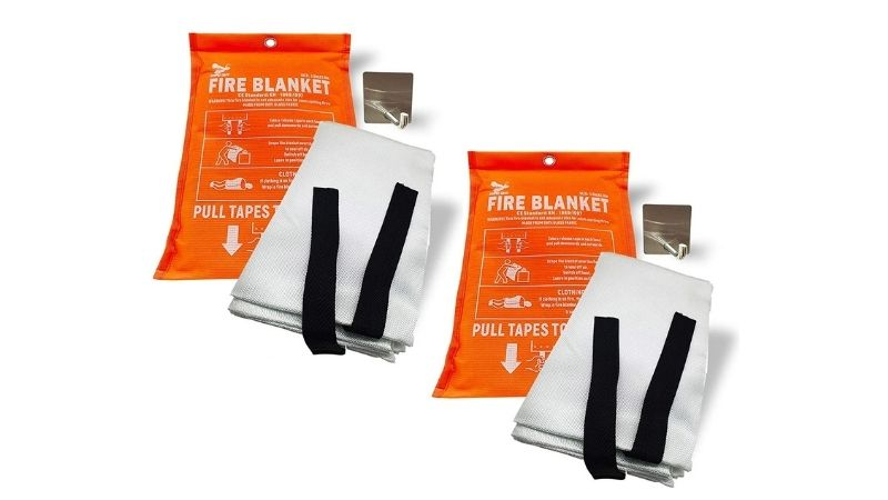 Supa Ant Eco-Friendly Fire Blanket